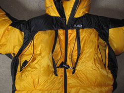 Down Suits Review Everest Expedition