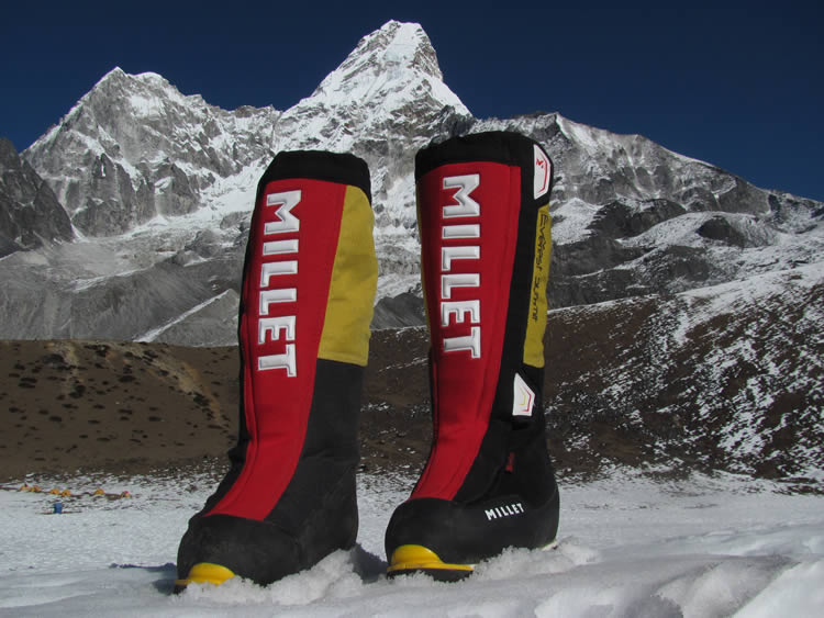 Everest millet boot 1