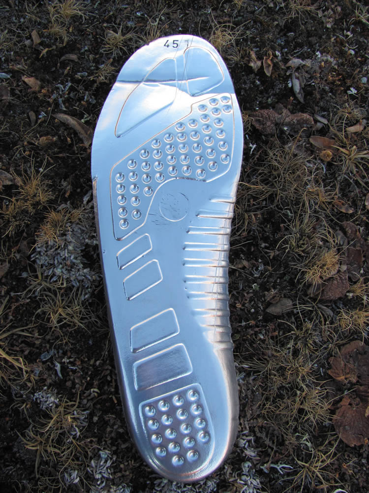 Everest Millet Boot footbed