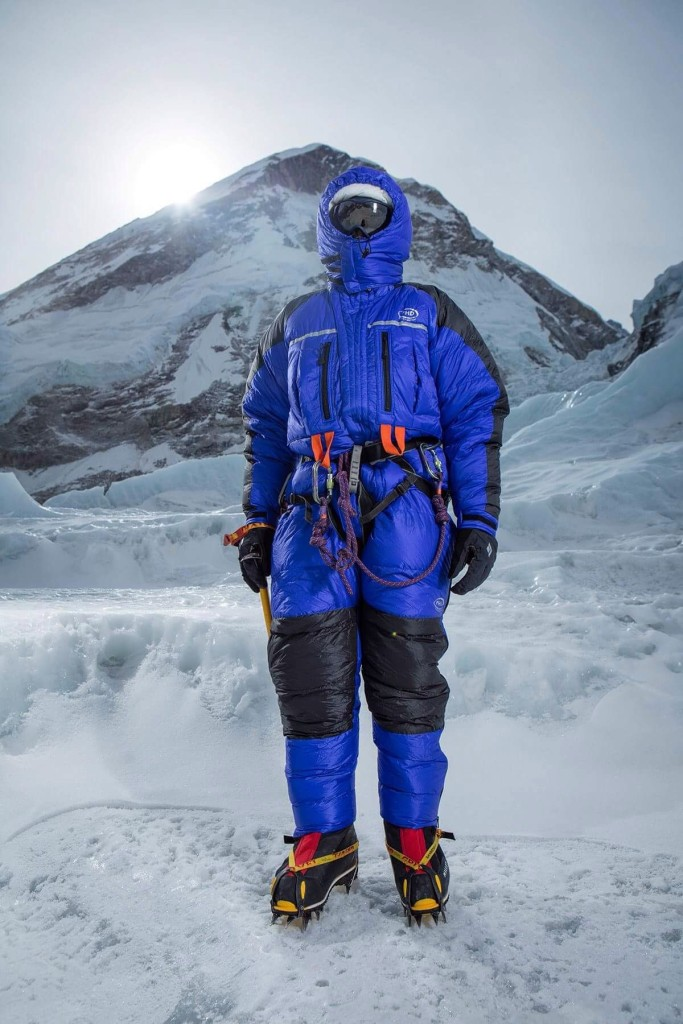 59d87a6ac Down Suits review - Everest Expedition